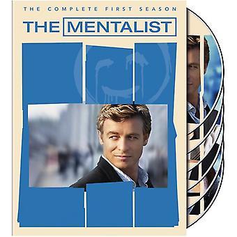 Mentalist - Mentalist: Season 1 [DVD] USA import
