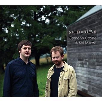 Eamonn Coynr & Kris Drever - Storymap [CD] USA import