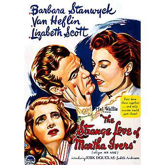 Vreemde liefde van Martha [DVD] USA import
