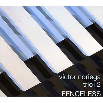 Noriega, Victor Trio+2 - Fenceless [CD] USA import