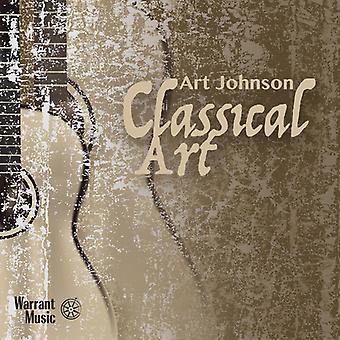 Art Johnson - Classical Art [CD] USA import