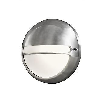 Konstsmide Torino Flush Light Aluminium