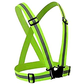 TRIXES Adjustable High Visibility Reflective Safety Harness