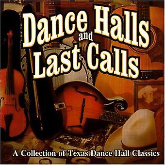 Tanzlokale & letzte Anrufe-Sammlung von Texas Tanz - Tanzlokalen & letzte Anrufe-Sammlung von Texas Dance [CD] USA import