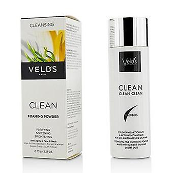 Veld's Clean Foaming Powder (fine Enzymatic Cleansing Powder) - 70g/2.37oz