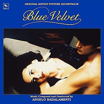 Angelo Badalamenti - importation USA Blue Velvet (LP) [Vinyl]