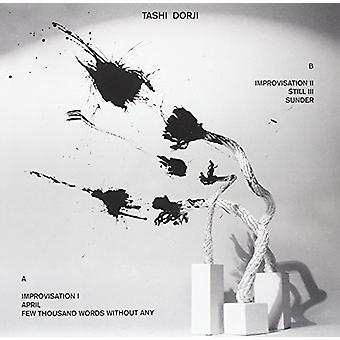 Tashi Dorji - Tashi Dorji [Vinyl] USA import