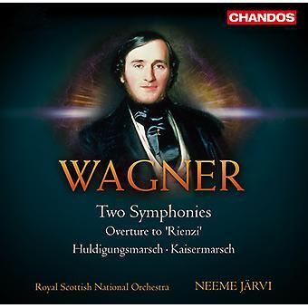 R. Wagner - Wagner: Twee symfonieën [SACD] USA import