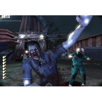 Het huis van de dode overkill (Wii)-nieuw
