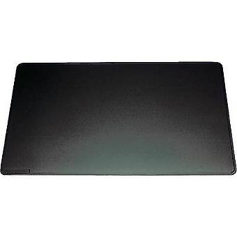 Kestävä 7103 710301 Desk pad musta (l x k) 650 mm x 520 mm
