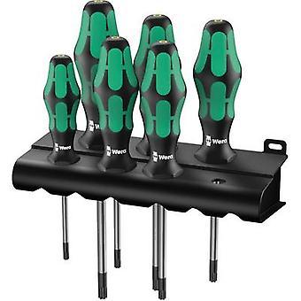 Wera 367/6 TORX® BO workshop skrutrekkersett 6-delt TORX BO