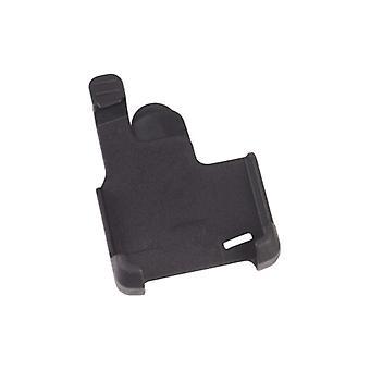 الحلول اللاسلكية قطب حزام قصاصة الحافظة لتلميح موتورولا QA30-أسود