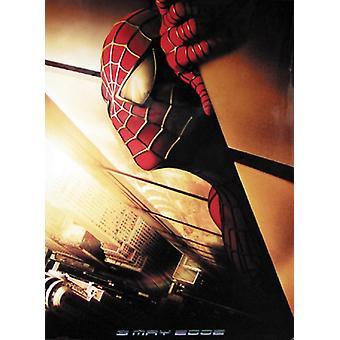Spider-Man - the Movie 2001  Poster Teaser ca.70 x 100 cm