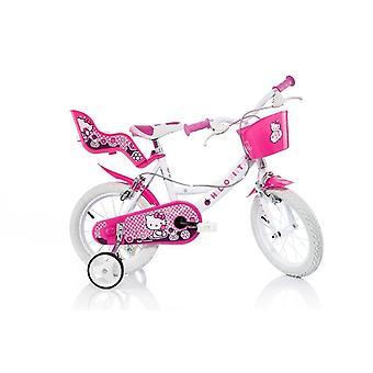 Hello Kitty vélo 16 pouces de diamètre