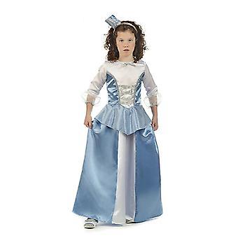 Prinzessin Viola Mädchenkostüm Winterprinzessin Kinderkostüm