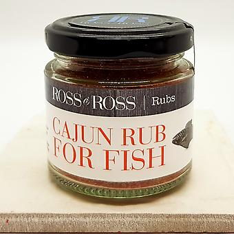 Cajun Rub for Fish
