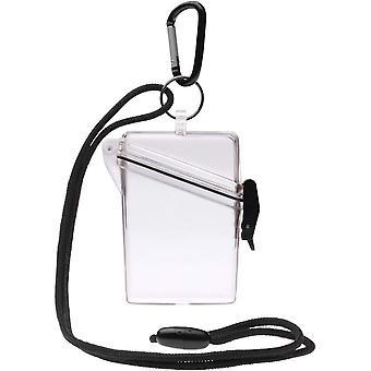 Witz See It Safe Lightweight Waterproof Sport Case - Clear