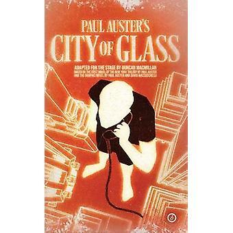 Cidade de vidro por Paul Auster - Duncan Macmillan - 9781786821706 para reservar