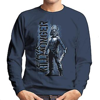 Marvel Black Panther Erik Killmonger Men's Sweatshirt
