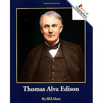 Thomas Alva Edison (Rookie biografier)