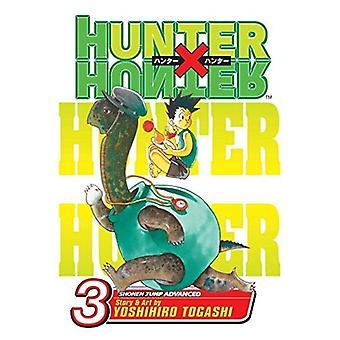 Hunter X Hunter: Volume 3 (Hunter X Hunter)