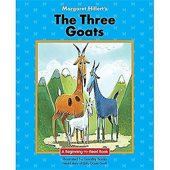Les trois chèvres (début à lire)