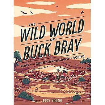 Gevaar op de dinosaurus stampen gronden (Wild World of Buck Bray:)