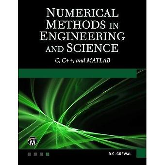 Numeerisia menetelmiä tekniikan ja tieteen (C, C++ ja MATLAB)