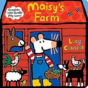 Ferme de Maisy: complet avec scène de jouer Durable (Maisy) [cartonné]
