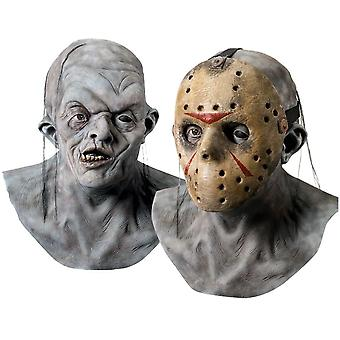 Jason Mask Deluxe For Adults