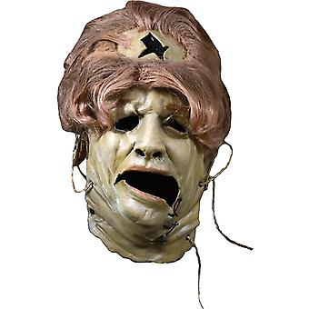 Leatherface Grandma Mask