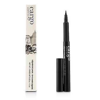 Cargo Liquid Eye Liner - # Black - 1.1ml/0.03oz