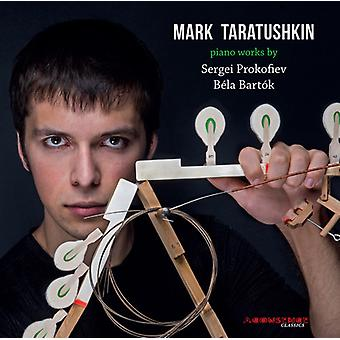 Prokofjev/Taratushkin, Mark-piano Works [CD] USA tuonti