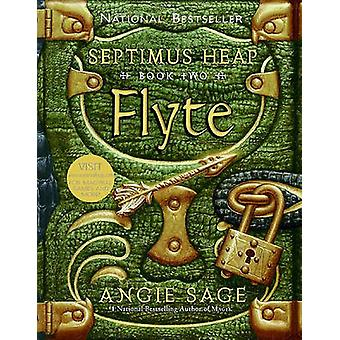 Flyte by Angie Sage - Mark Zug - 9781417815661 Book