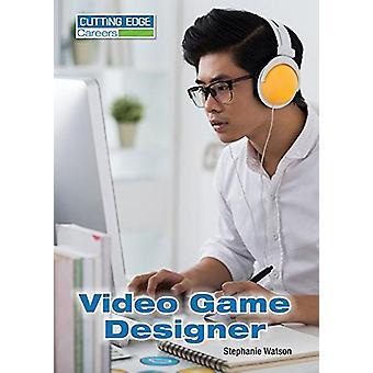 Video Game Designer by Stephanie Watson - 9781682821848 Book
