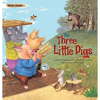 The Three Little Pigs by Joseph Jacobs - Joy Cowley - 9781921790874 B