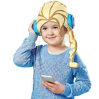 Disney Frozen Elsa Headphone Hat - Kids' Headphones
