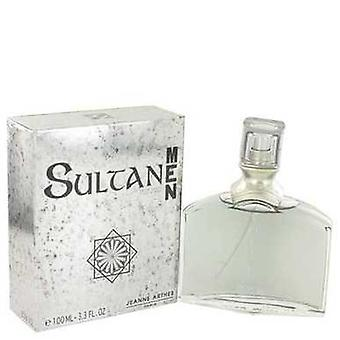 Sultan By Jeanne Arthes Eau De Toilette Spray 3.3 Oz (men) V728-451275