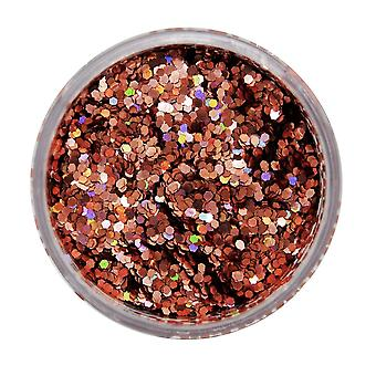 Ikone Glitter Staub - erröten 40 Hex (14316) 12g