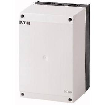 Eaton CI-K4-160-TS Enclosure for rail mounting (L x W x H) 160 x 160 x 240 mm Grey-white (RAL 7035), Black (RAL 9005) 1 pc(s)
