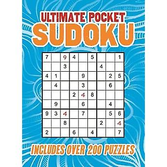Ultimate Pocket Sudoku by Arcturus Publishing - 9781788281577 Book