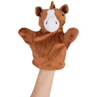 Hand Puppet - My First - Horse Soft Doll Plush PC003812