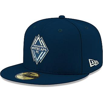 Nuova Era 59Fifty Fitted Cap - MLS Vancouver Whitecaps