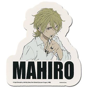 Sticker - Blast of Tempest - New Mahiro Anime Gifts Toys Licensed ge55264