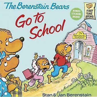Berenstain Bjørn går på skole