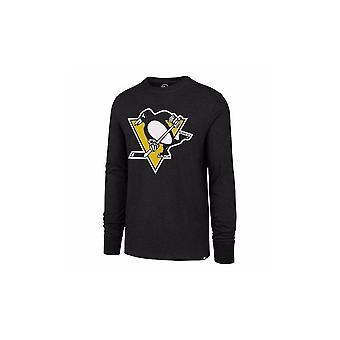 '47 Nhl Pittsburgh Penguins Line Up Mvp Club Langarm T-shirt