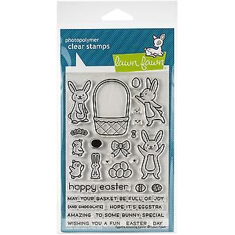 Lawn Fawn Eggstra Amazing Easter Clear Stamps