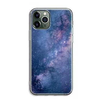 iPhone 11 Pro Max Transparent Case (Soft) - Nebula