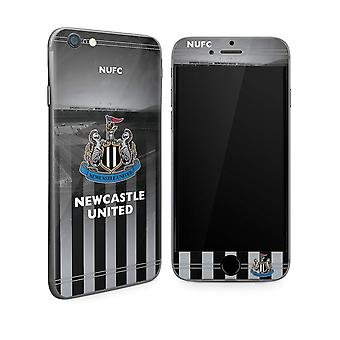 Offisiell FC skins for iPhone 4/4s-NEWCASTLE UNITED