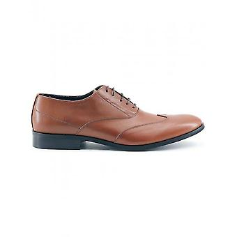 Made in Italia - Zapatos - Zapatos con cordones - ISAIE_CUOIO - Hombres - chocolate - 43